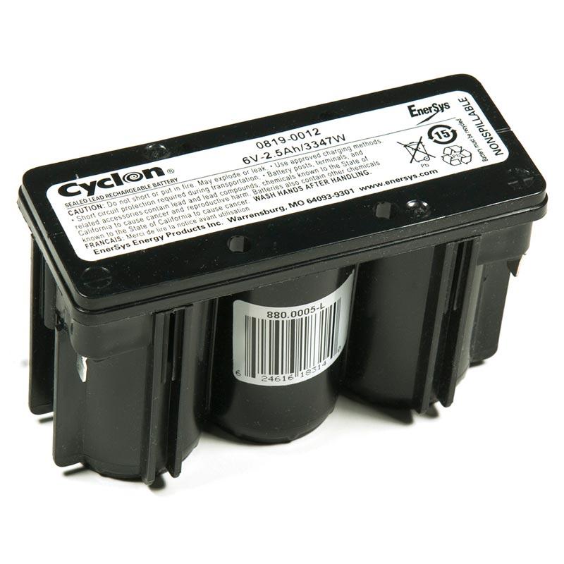 Product Photo of GATES-6V-2.5AH - Gates 6V 2.5AH CYLON BATTERIES