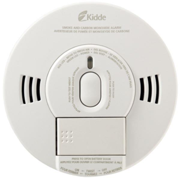 Product Photo of Kidde-CP9000CA - Kidde CP9000CA Battery Operated Photoelectric Smoke and Carbon Monoxide Alarm