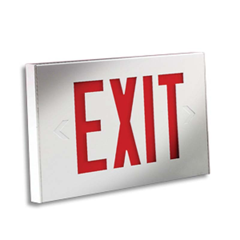 Product Photo of LPEX300-LER900-Series - Emergi-Lite/Lumacell Exit sign-thin extruded aluminum