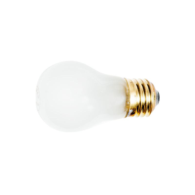 Product Photo of MED-130V-15W - 130 Volt 15 Watt Medium Base Bulb