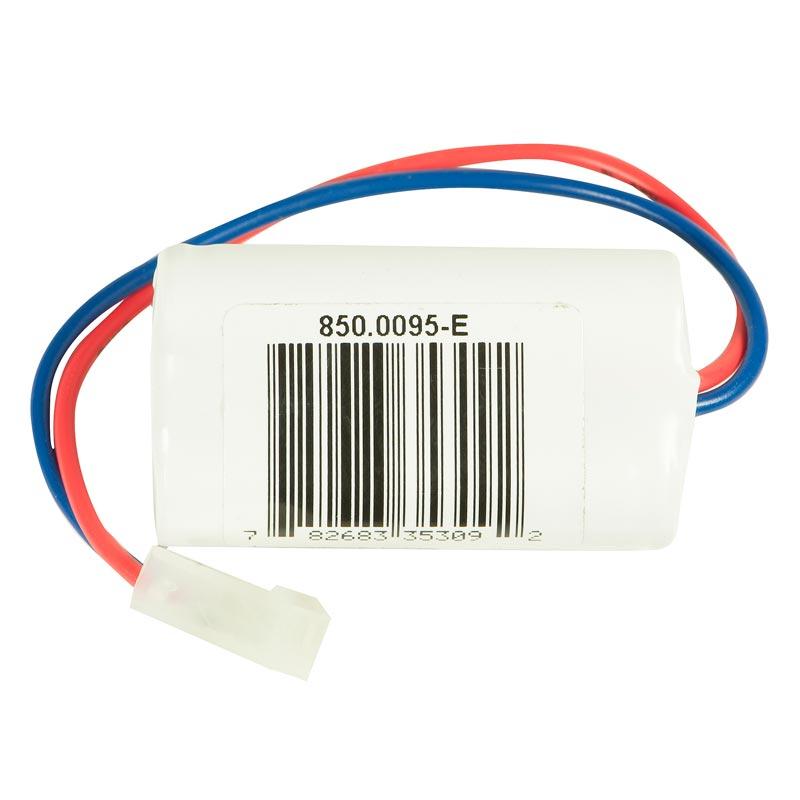 Product Photo of 850.0095 - Emergi-Lite 2.4V 600mah Nicad Battery