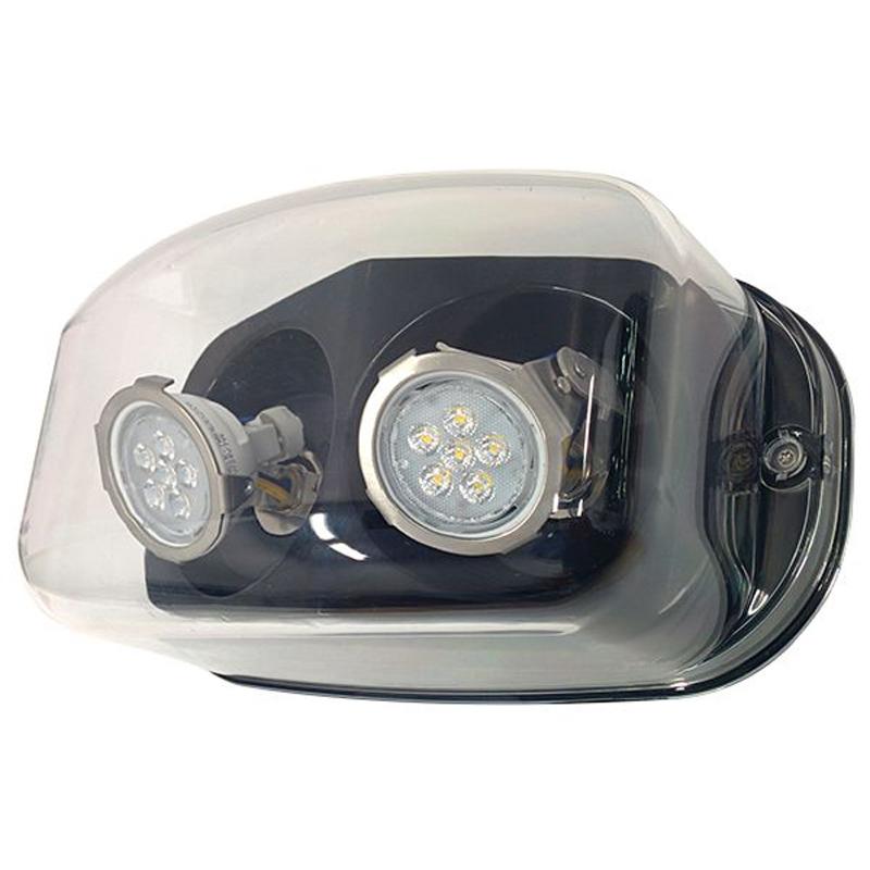 Product Photo of NOAH-Series - Stanpro Noah Series- Wet Location Anti-Vandal Remote Head