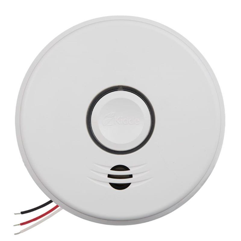 Product Photo of Kidde-P4010ACS-WCA - Kidde P4010ACS-WCA120V AC Wireless Smoke Alarm with 10-Year Sealed Battery Backup
