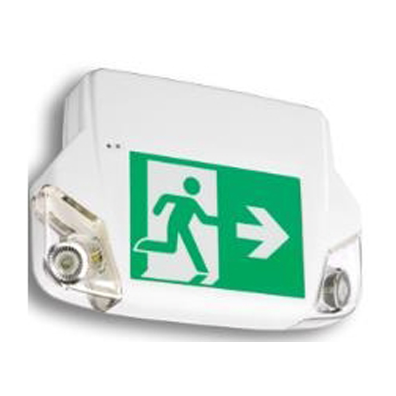 Product Photo of PREP-GRAP-Series - Emergi-Lite/Lumacell Running Man/Pictogram Combination Units - Plastic