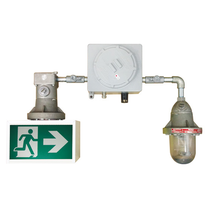 Product Photo of NA-PRMY-Series - Stanpro Running Man/Pictogram Combination Units -Hazardous location, Strictest Locations