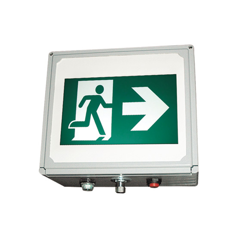 Product Photo of RMH-Series - Stanpro Running Man/Pictogram Sign - Hazardous Locations