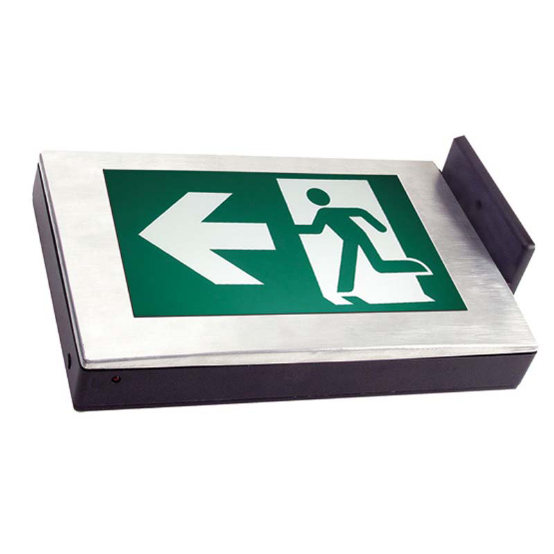 Product Photo of RMQ-Series - Stanpro Running Man/Pictogram Sign - Die-Cast