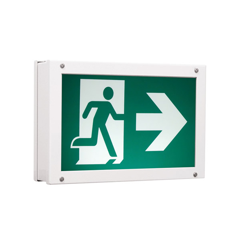 Product Photo of NA-RMV-Series - Stanpro Running Man/Pictogram Sign - Vandal Resistant