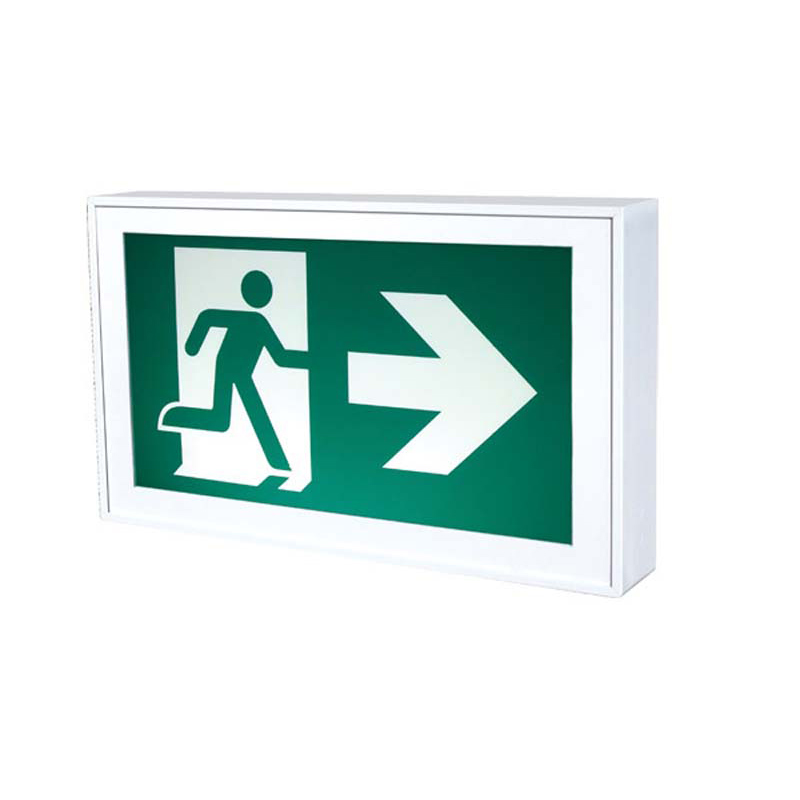 Product Photo of RMXL-Series - Stanpro Running Man/Pictogram Sign - Extruded Aluminum
