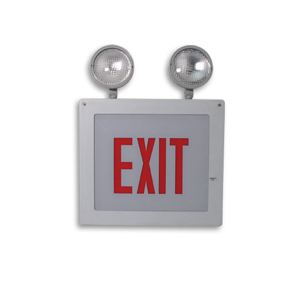 Product Photo of Robusto-Exit-Combo-Series - Beghelli Exit Combination Series - Hazardous