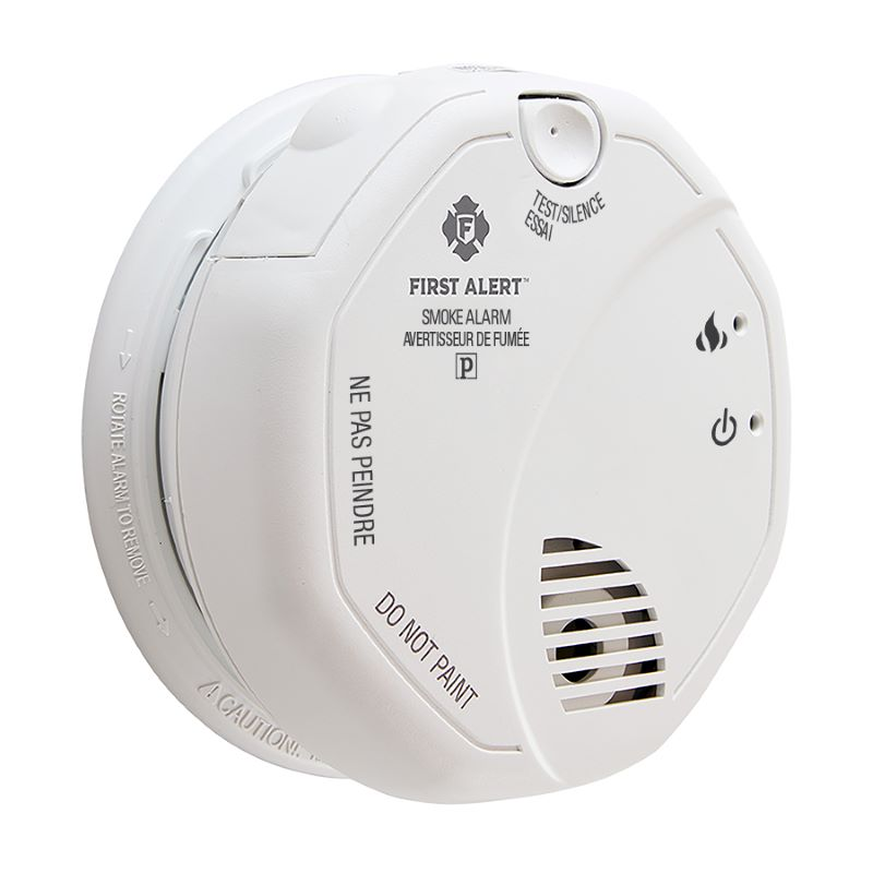 Product Photo of BRKSA500 - First Alert SA500CNA-3ST ONE-LINK Wirelss Smoke Alarm