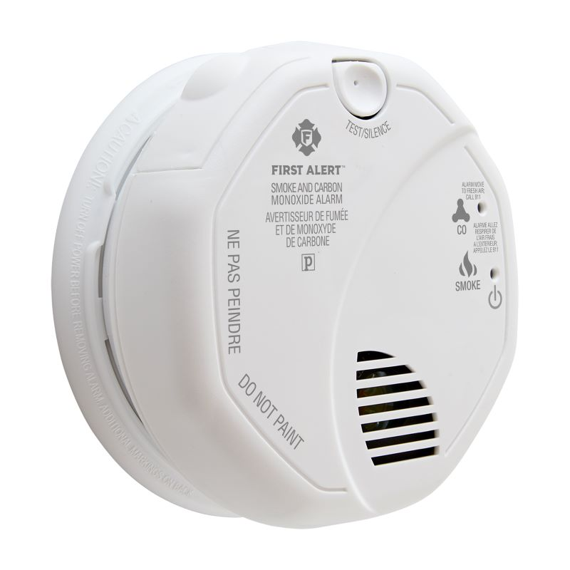 Product Photo of BRK-SCO500NVA - First Alert SCO500NVA ONE-LINK Wireless Smoke/Carbon Monoxide Alarm