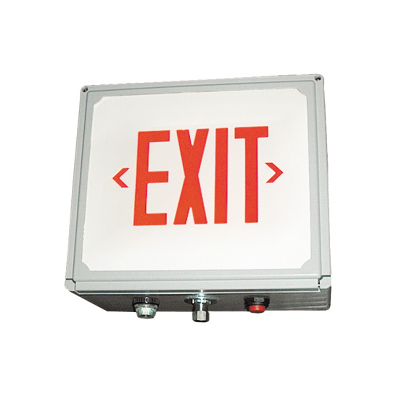 Product Photo of NA-SLEXH-Series - Stanpro Exit sign- Hazardous Location