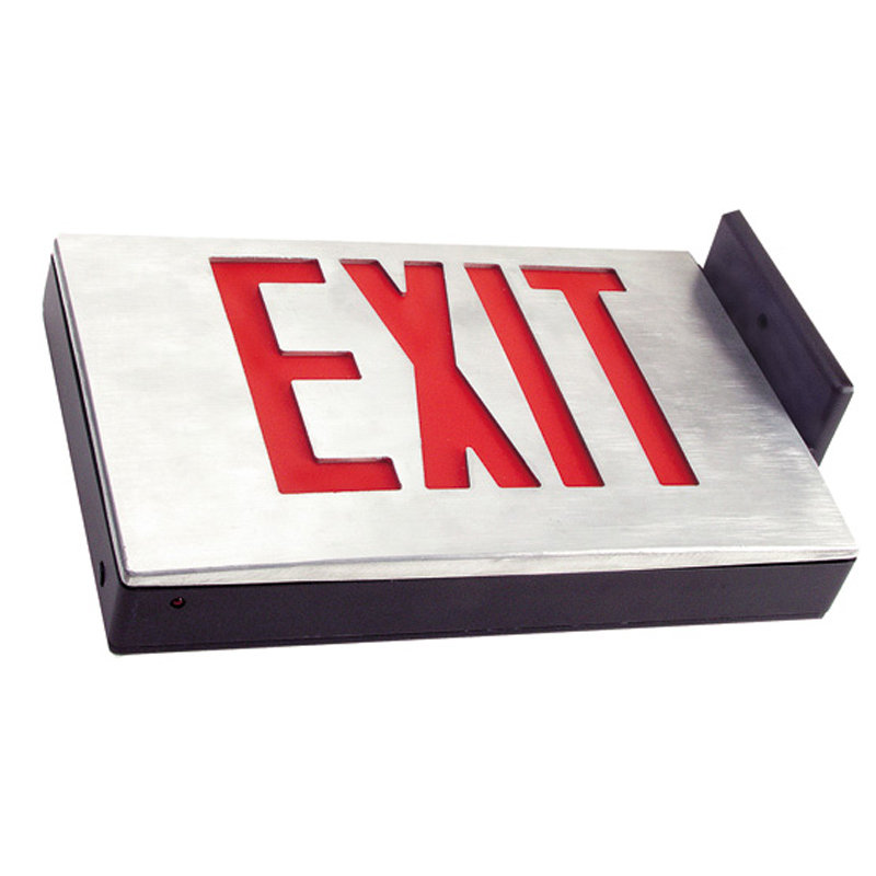 Product Photo of NA-SLEXQ-Series - Stanpro Exit - Die-Cast Aluminum
