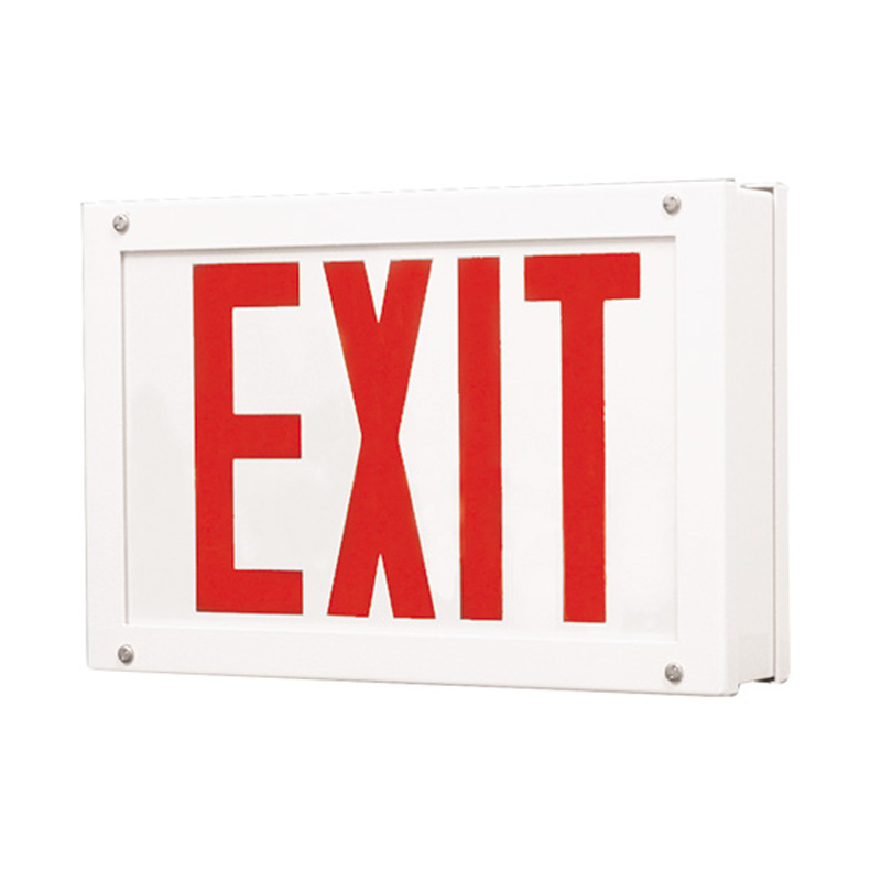Product Photo of SLEXV-SLSRV-Series - Stanpro Exit/Sortie Sign- Vandal Resistant
