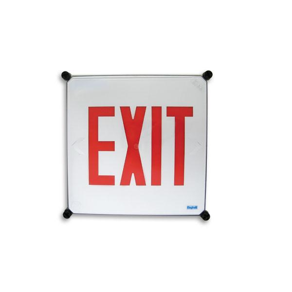 Product Photo of Aqua-Series - Beghelli Nema4X Weatherproof Exit Sign -Aqua Series