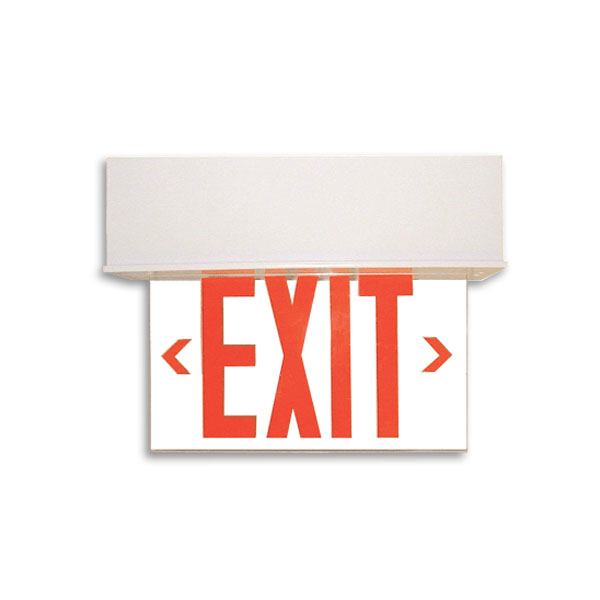 Product Photo of Guida-Series - Beghelli Edgelit Exit Sign - Guida