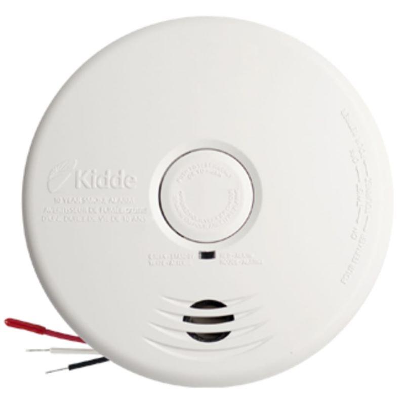 Product Photo of Kidde-i12010SCA - Kidde i12010SCA Worry-Free 120V AC Smoke Alarm with 10-Year Battery Backup