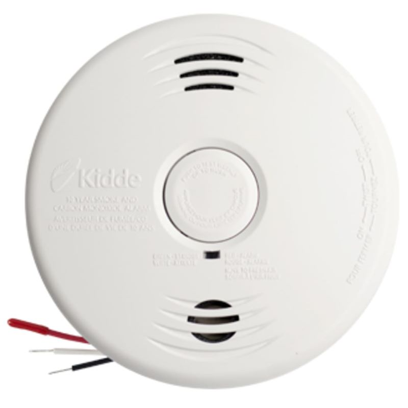 Product Photo of Kidde-i12010SCOCA - Kidde i12010SCOCA 120V AC Smoke and Carbon Monoxide Alarm with 10-Yr Battery Backup