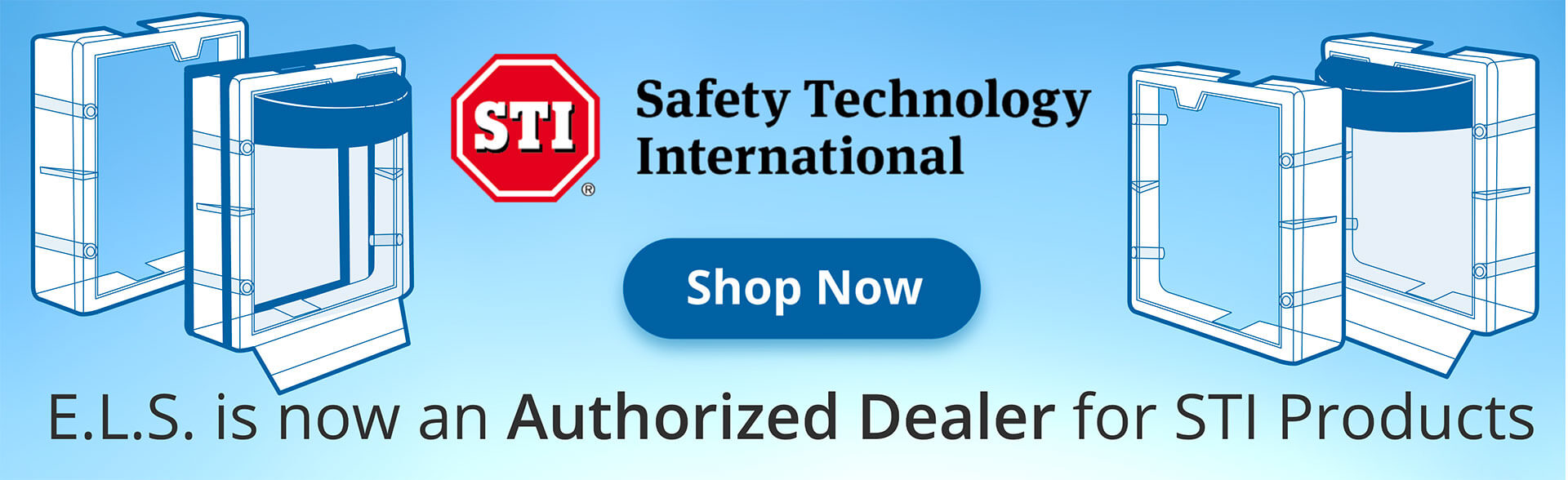 ELS is now an Authorized Dealer for STI Products